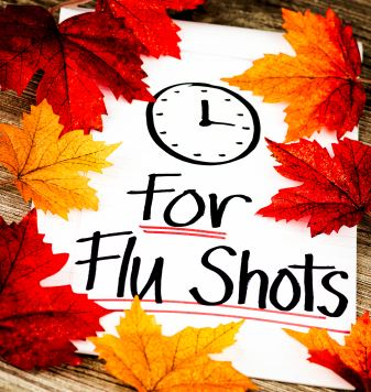flu shot season