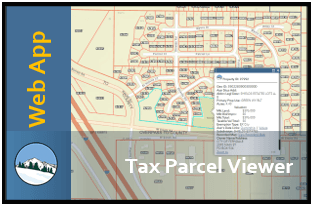 Tax Parcel Viewer thumbnail Opens in new window