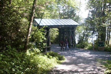 Lake Whatcom Park - Hertz Trail