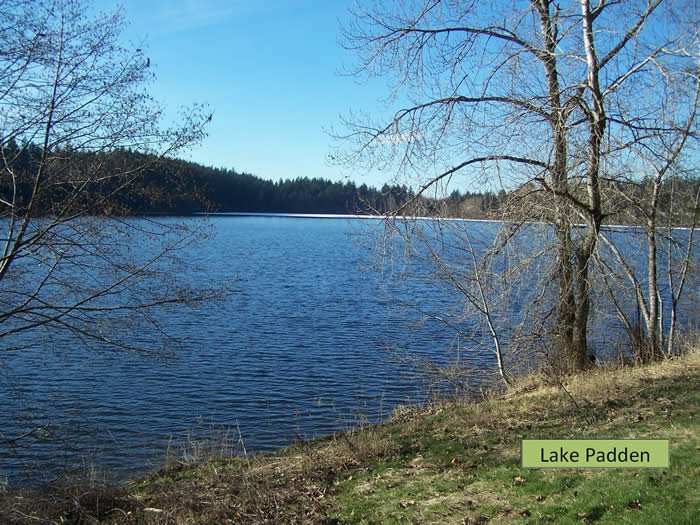 Lake Padden Watershed